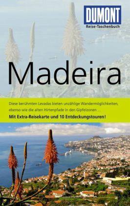 DuMont Reise-Taschenbuch Madeira - Lipps, Susanne