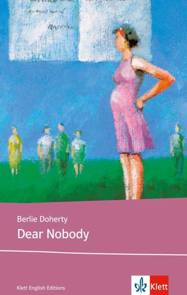 "a book report on dear nobody by berlie doherty My choice of book i chose the book ""dear nobody"" by berlie doherty i have read other books written by berlie doherty and i enjoyed reading them."