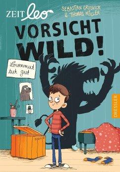 Vorsicht wild! - Grusnick, Sebastian; Möller, Thomas
