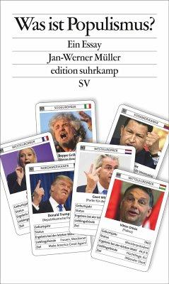 Was ist Populismus? - Müller, Jan-Werner