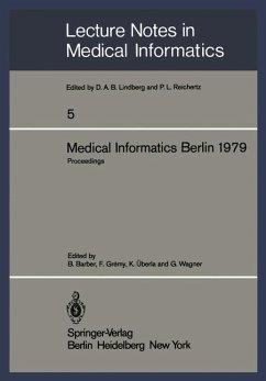 Medical Informatics Berlin 1979