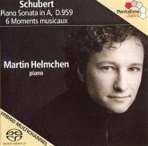 Klaviersonate D 959/6 Moments Musicaux D 780
