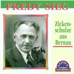 Zickenschulze Aus Bernau - Sieg,Fredy