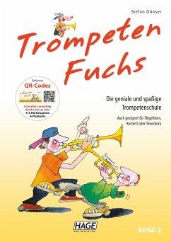 Trompeten Fuchs, m. Audio-CD - Dünser, Stefan