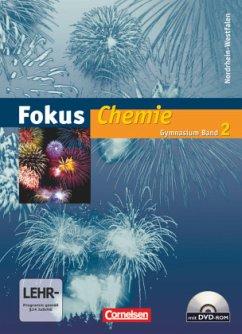 Fokus Chemie 2. Schülerbuch. Gymnasium. Nordrhe...
