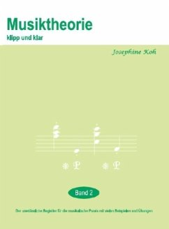 Musiktheorie Klipp und Klar