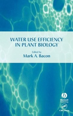 Water Use Efficiency in Plant - Bacon