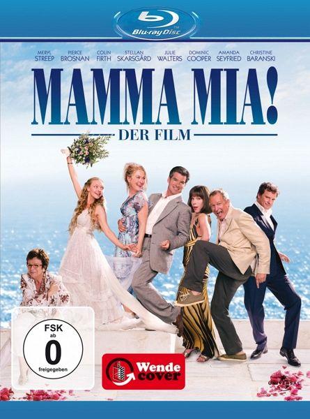 Mamma Mia! - Der Film - Streep,Meryl/Seyfried,Amanda/Brosnan,Pierce