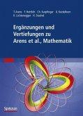 Ergänzungen und Vertiefungen zu Mathematik