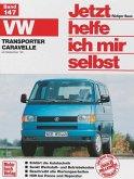 VW Transporter/Caravelle »T4« (90-95) / Jetzt helfe ich mir selbst Bd.147