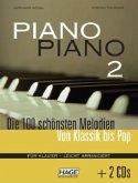 Piano Piano 2 mit 2 CDs