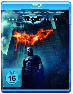 The Dark Knight, 1 Blu-ray Disc - Christian Bale,Michael Caine,Heath Ledger