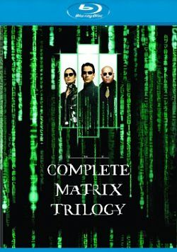 Matrix - Complete Matrix Trilogy (3 Discs)