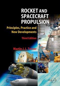 Rocket and Spacecraft Propulsion - Turner, Martin J. L.