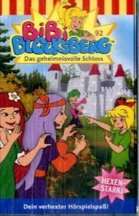 Bibi Blocksberg - Das geheimnisvolle Schloss, 1 Cassette