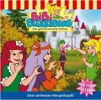 Das geheimnisvolle Schloss / Bibi Blocksberg Bd.92 (1 Audio-CD)