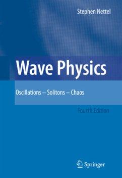 Wave Physics - Nettel, Stephen