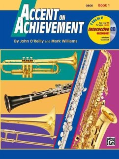 Accent on Achievement, Oboe, w. mixed mode-CD - O'Reilly, John; Williams, Mark