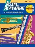 Accent On Achievement, Eb-Baritonsaxophon, w. mixed mode-CD