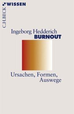 Burnout - Hedderich, Ingeborg