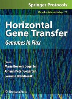 Horizontal Gene Transfer - Gogarten, Maria B. / Gogarten, Johann Peter / Olendzenski, Lorraine C. (ed.)