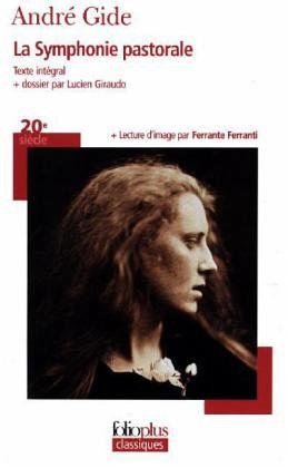 La symphonie pastorale\Die Pastoral-Symphonie, französische Ausgabe - Gide, André