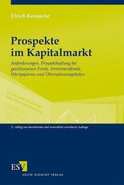 Prospekte im Kapitalmarkt