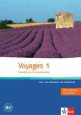 Voyages 1(A1). Lehr- und Arbeitsbuch