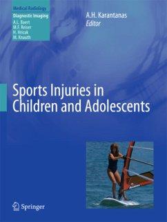 Sports Injuries in Children and Adolescents - Karantanas, Apostolos H. (Volume editor)