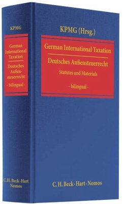 Deutsches Außensteuerrecht / German International Taxation