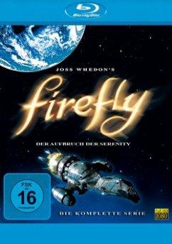 Firefly - Der Aufbruch der Serenity, Die komple...