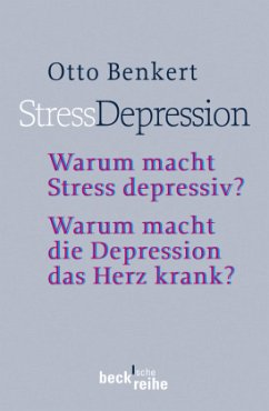 StressDepression - Benkert, Otto