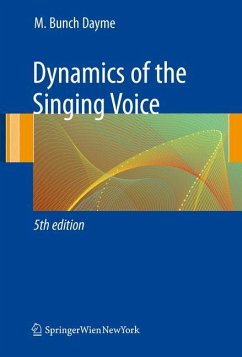 Dynamics of the Singing Voice - Dayme, Meribeth A.