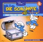 Die Schlümpfe - Der freche Geist!, 1 Audio-CD