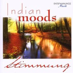 Indian Moods-Entspannungs-Musik - Traumklang