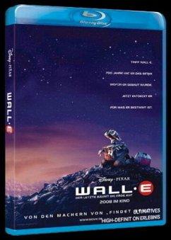 Wall-E, Der Letzte räumt die Erde auf, 1 Blu-ray Disc