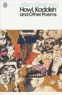 Howl, Kaddish and Other Poems - Ginsberg, Allen