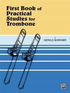 Practical Studies for Trombone, Bk 1