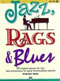 Jazz, Rags & Blues, for piano