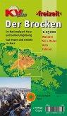 KVplan Freizeit Der Brocken im Nationalpark Harz und seine Umgebung