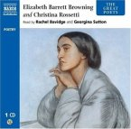 Elizabeth Barrett Browning / Christina Rossetti, 1 Audio-CD