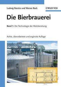 Die Bierbrauerei - Narziß, Ludwig; Back, Werner