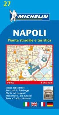 Michelin Karte Napoli