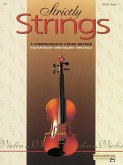 Strictly Strings, Bk 1: Bass