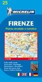Michelin Karte Firenze