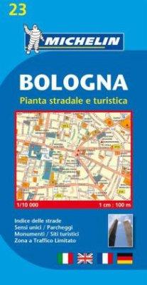 Michelin Karte Bologna