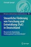 Steuerliche Förderung und Entwicklung (FuE) in Deutschland