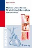 Herz-Kreislauf / Multiple-Choice-Wissen für die Heilpraktikerprüfung Bd.2