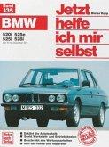BMW 520i / 525e / 525i /528i. (Juni 81 - Dezember 87)