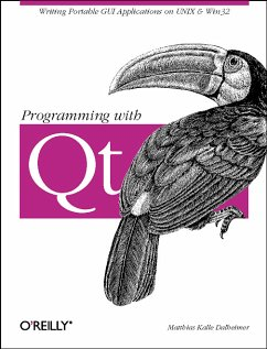 Programming with Qt - Writing Portable GUI applications on UNIX and Win32